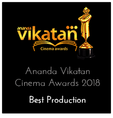 Best Production award at Ananda Vikatan cinema awards 2018