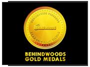 Behindwoods Gold Medal